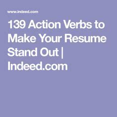 How to make your resume standout